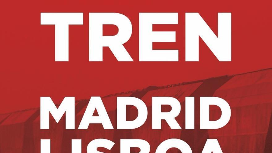 Cartel en defensa de la estación Intermodal en Mérida