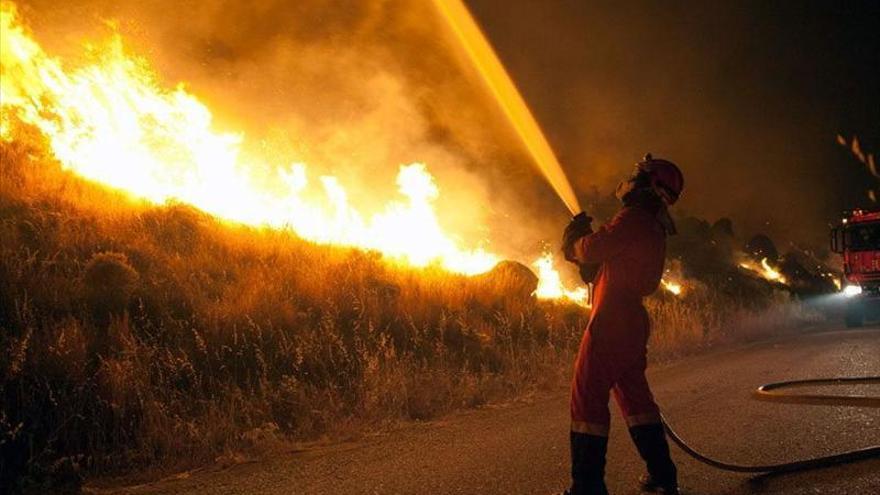 Incendio en Mallorca (EFE)