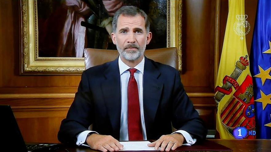Felipe VI reanuda hoy su agenda oficial con dos audiencias en Zarzuela