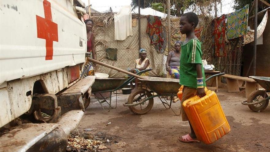 Mueren 11 personas en una ola violenta tras el asesinato de un militar en Bangui