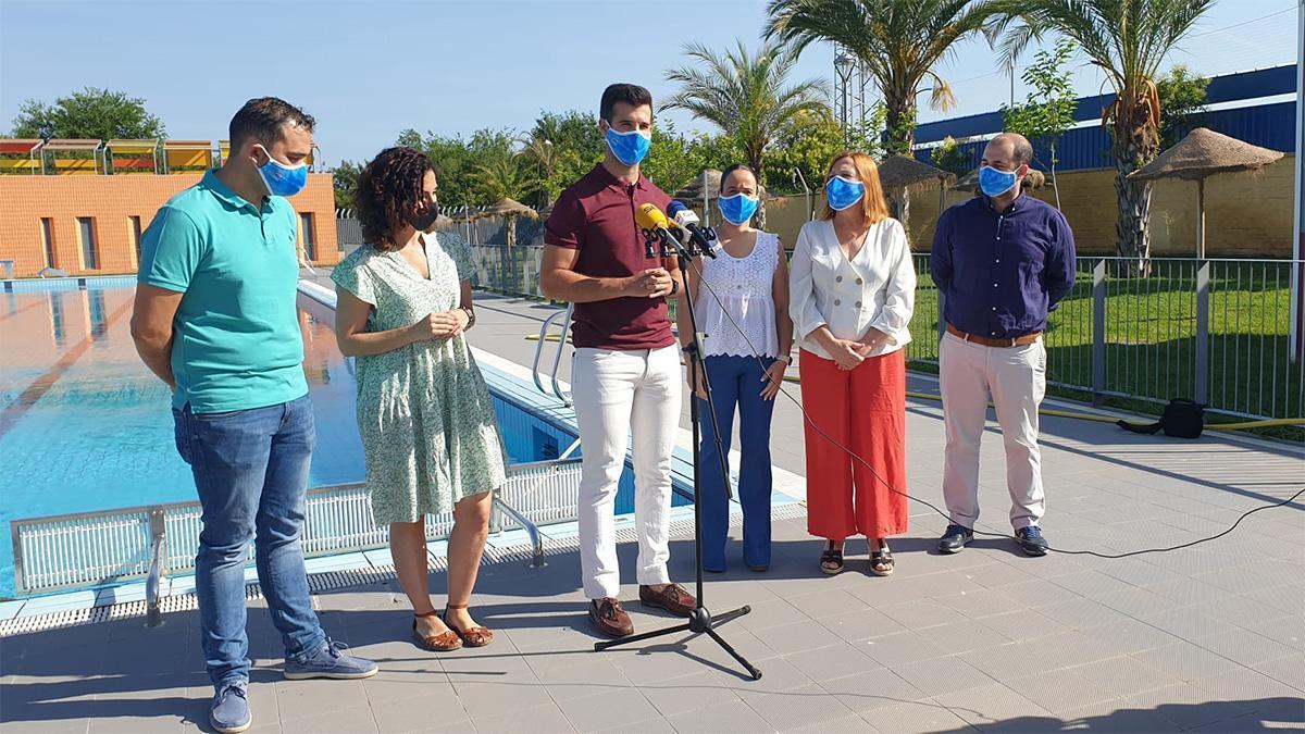 Presentación del Andaluz Máster en Palma del Río