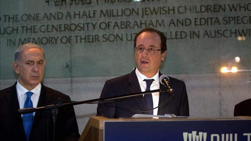 Netanyahu dice que está dispuesto a ir a Ramala para desbloquear el proceso de paz