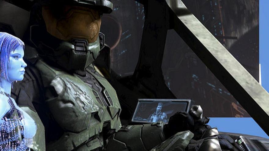 Cortana nació como un personaje del videojuego Halo