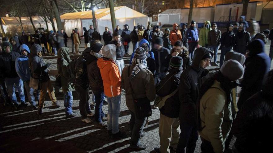 Decenas de miles de refugiados menores solos ponen en jaque a Alemania