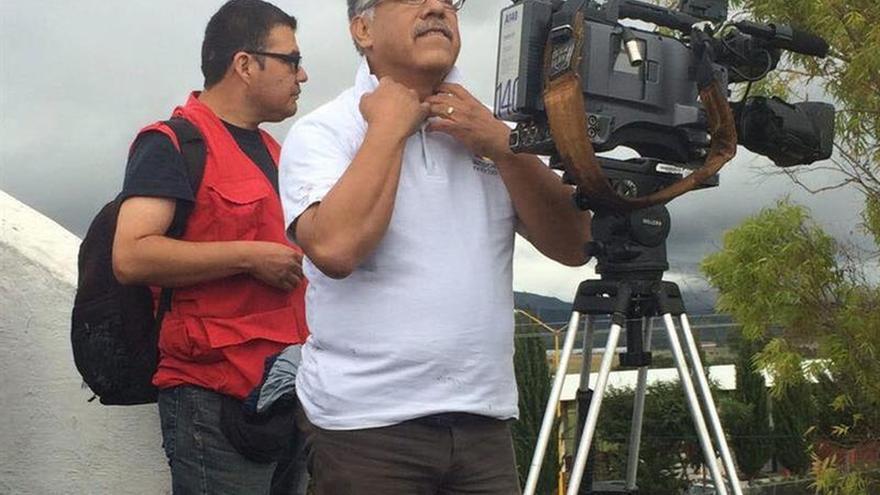 Liberados dos periodistas mexicanos retenidos al cubrir conflicto de maestros