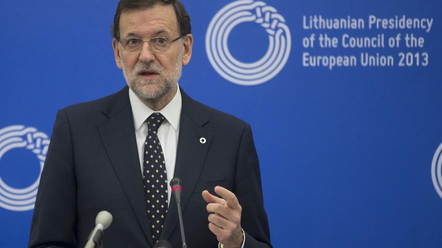 """Rajoy respalda a los jueces que aplican la sentencia de Estrasburgo y dice que también para ellos """"es muy duro"""""""