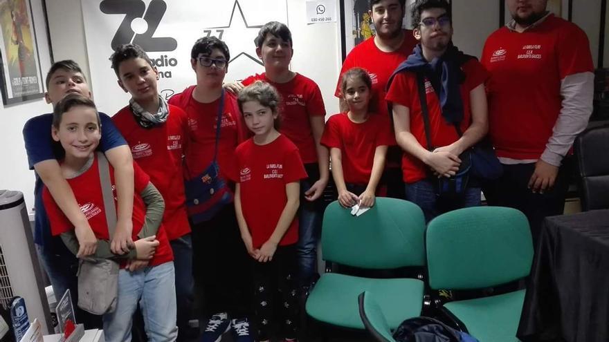 Alumnos de la Escuela de Cine Secuencia 27.