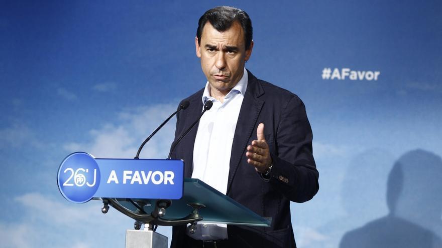 El PP está dispuesto a estudiar que CDC tenga grupo parlamentario aunque descarta su apoyo a Rajoy