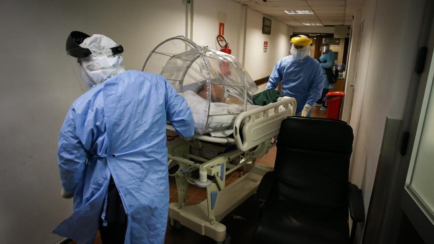 El 89 % de los casos de covid-19 en Uruguay son de la variante brasileña P1