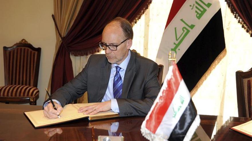 Irak convoca al embajador de EEUU para protestar por su decisión sobre Jerusalén