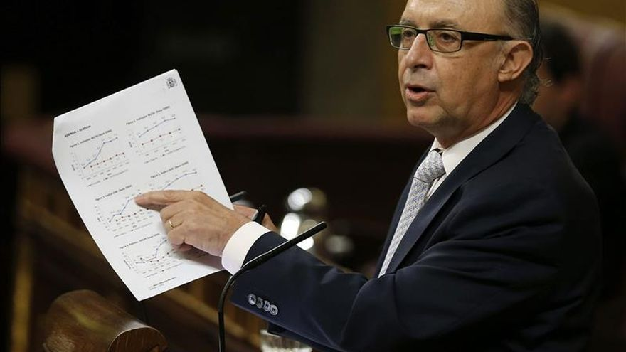 Montoro asegura que la bajada del IRPF supone una inyección de 953 millones hasta abril