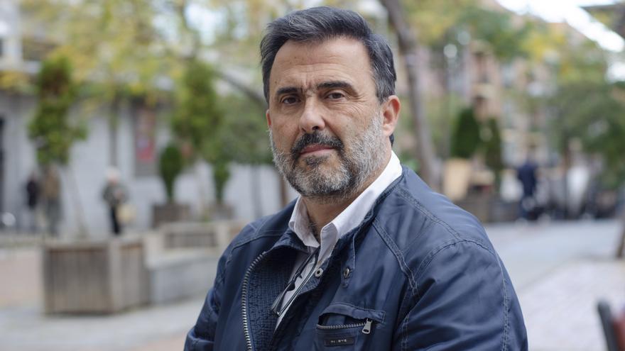 José María Vera, director de Oxfam internacional
