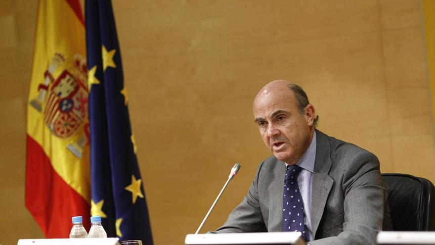 """Guindos: """"No contemplo en absoluto la posibilidad de una salida de Grecia del euro"""""""