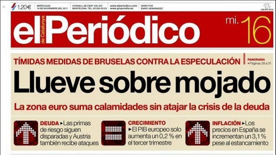 De las portadas del día (16/11/2011) #11