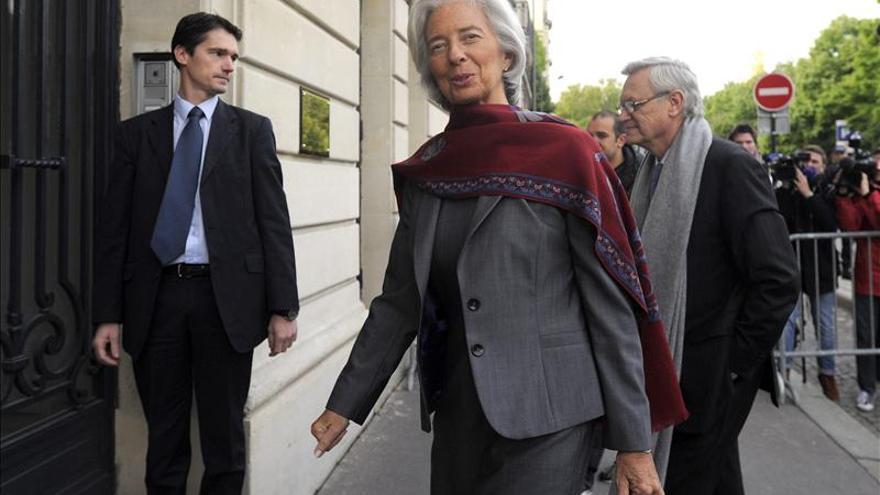 El FMI reitera su respaldo a Lagarde, tras no haber sido imputada