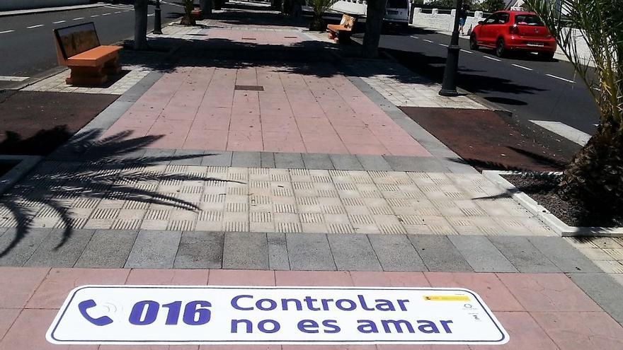 Campaña de prevención La Frontera