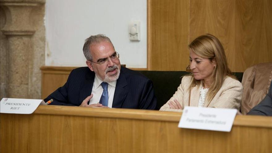 RIET pedirá a la Cumbre Ibérica un plan económico para el corredor ferroviario