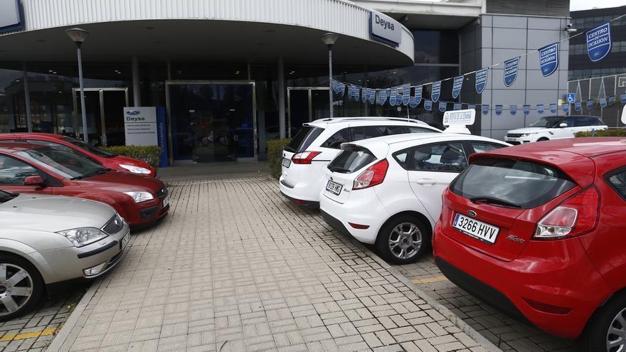 Un total de 16.627 cántabros se han beneficiado de los planes PIVE para la compra de un vehículo