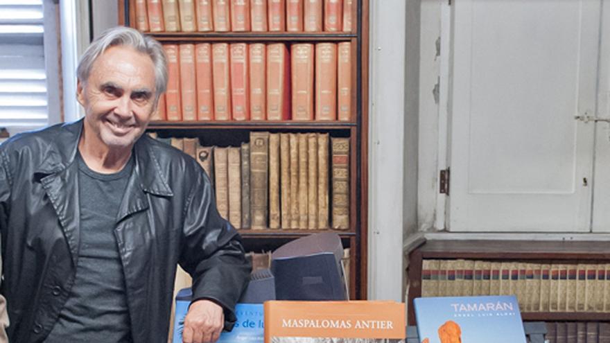 El fotógrafo grancanario Ángel Luis Aldai