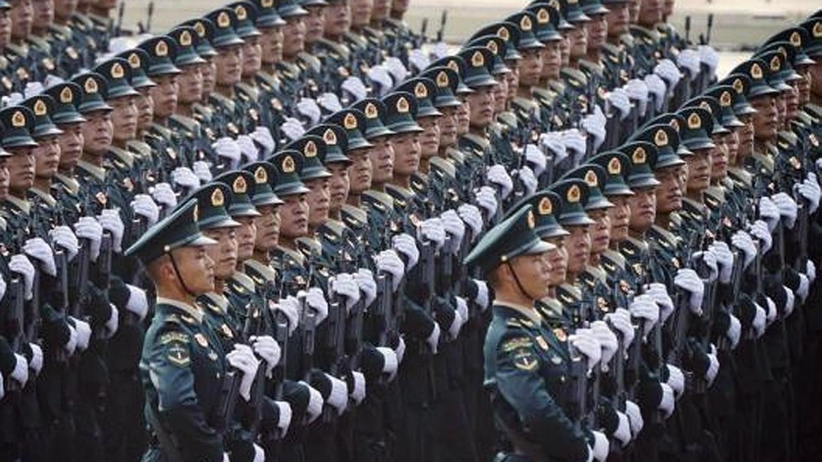 China y EEUU, los países que encabezan el aumento del gasto militar en el mundo en 2020