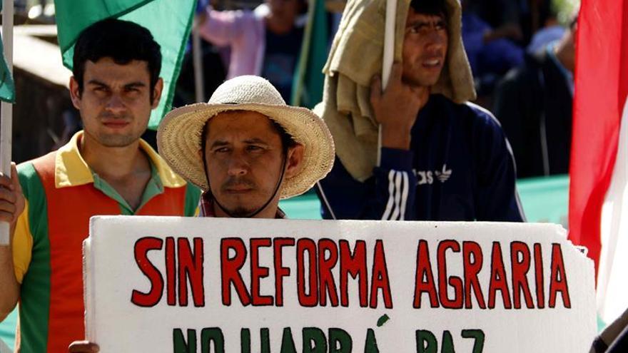 América Latina es la región más desigual en distribución de la tierra, según la FAO