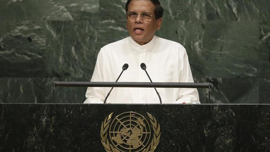 El Gobierno de Sri Lanka declara el estado de emergencia