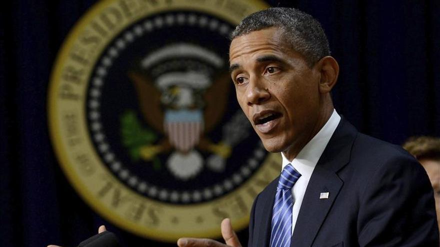 Obama reivindica la reforma migratoria tras 50 años de la Ley de Naturalización