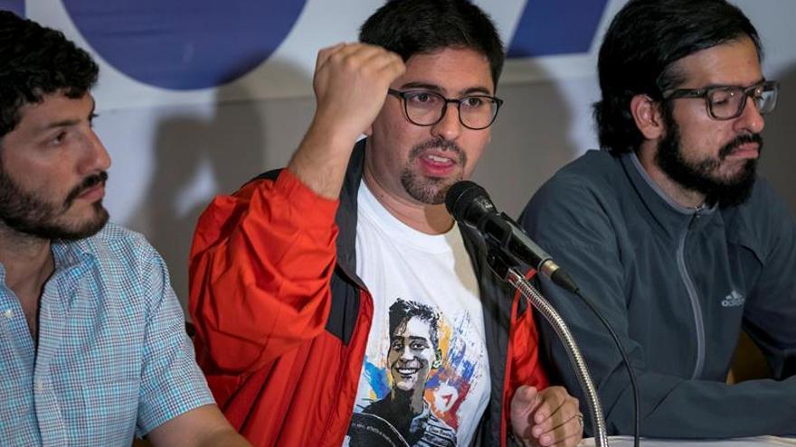 Embajada de Chile en Venezuela recibe a Guevara ante la petición de protección