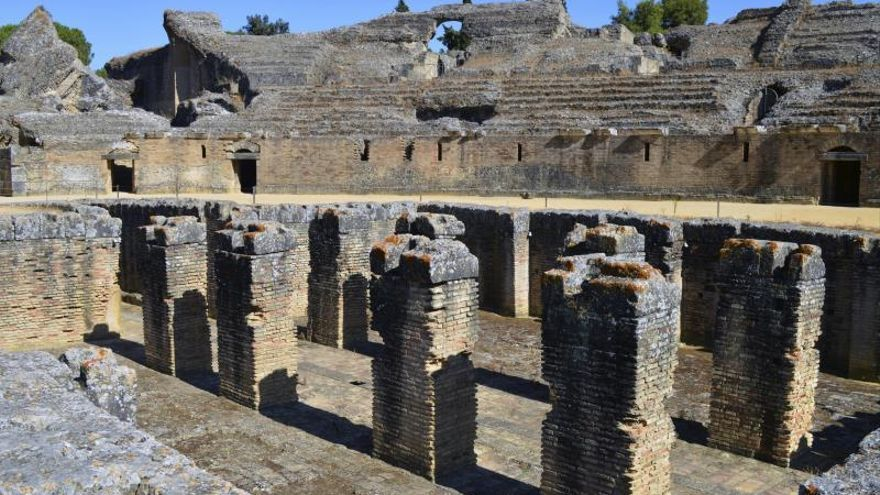 Itálica supera el examen nacional para ser Patrimonio Mundial por la Unesco