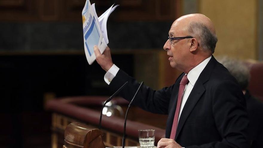 Los Presupuestos afrontarán 6.895 enmiendas parciales en su tramitación