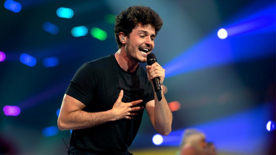 """Miki, tras Eurovisión: """"Queríamos un top-10, pero por alguna razón no ha podido ser"""""""