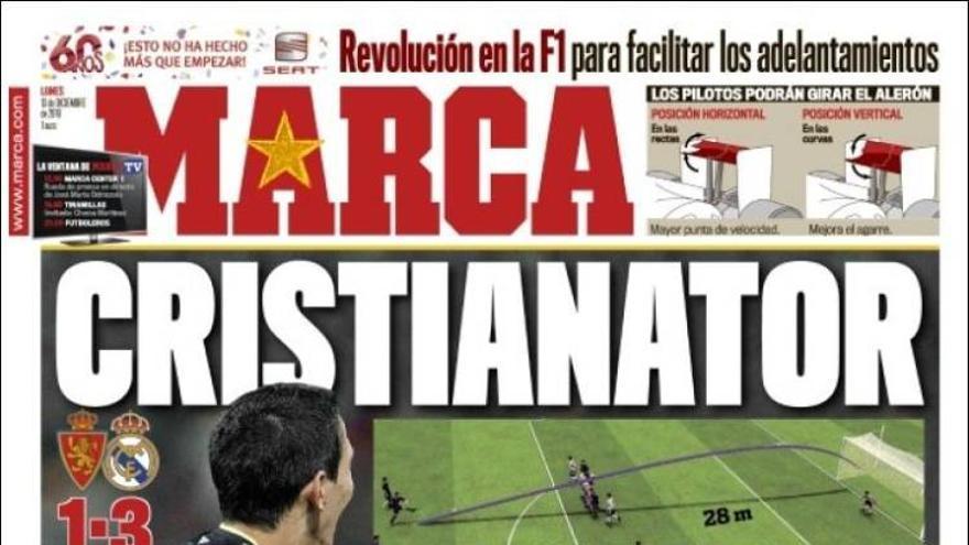 De las portadas del día (13/12/2010) #9