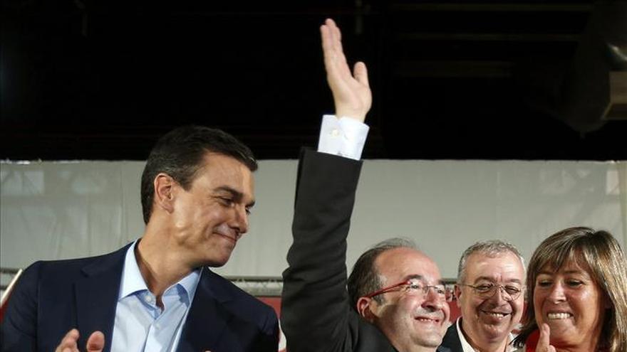 """Iceta llama a dar el """"finiquito"""" a Mas y critica a Rivera por """"salir corriendo"""""""