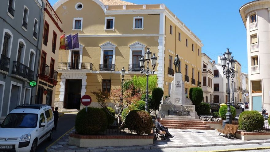 El ayuntamiento de Oliva, en Valencia