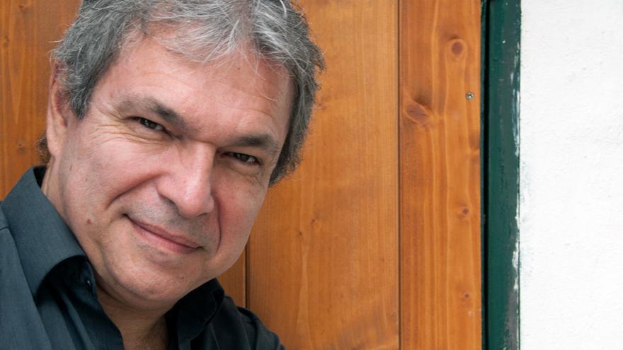 El escritor y periodista Manuel M. Almeida