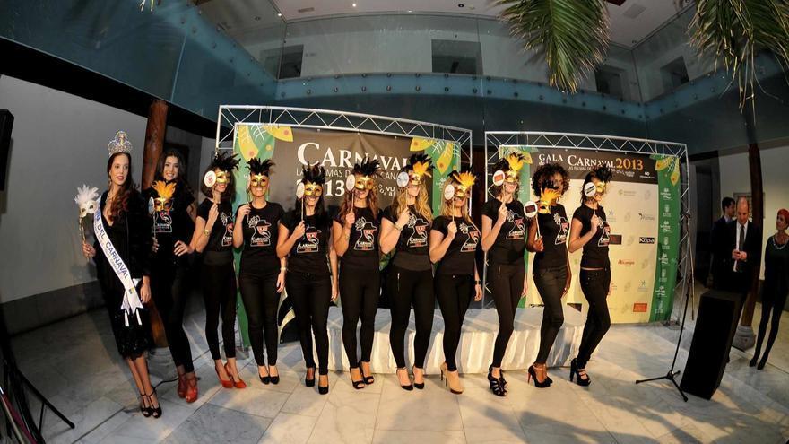 El Carnaval de LPGC busca a su nueva Reina #17