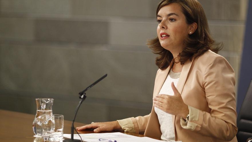 """El Gobierno responde a la Generalitat que no tiene """"nada que temer"""" a no ser que se crea """"por encima de la ley"""""""