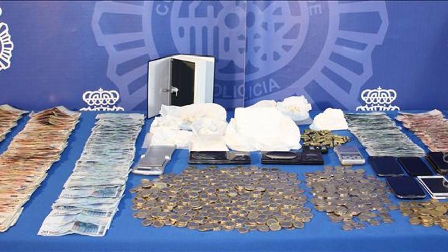 Nuevo golpe al narcotráfico en la Cañada Real de Madrid con nueve detenidos