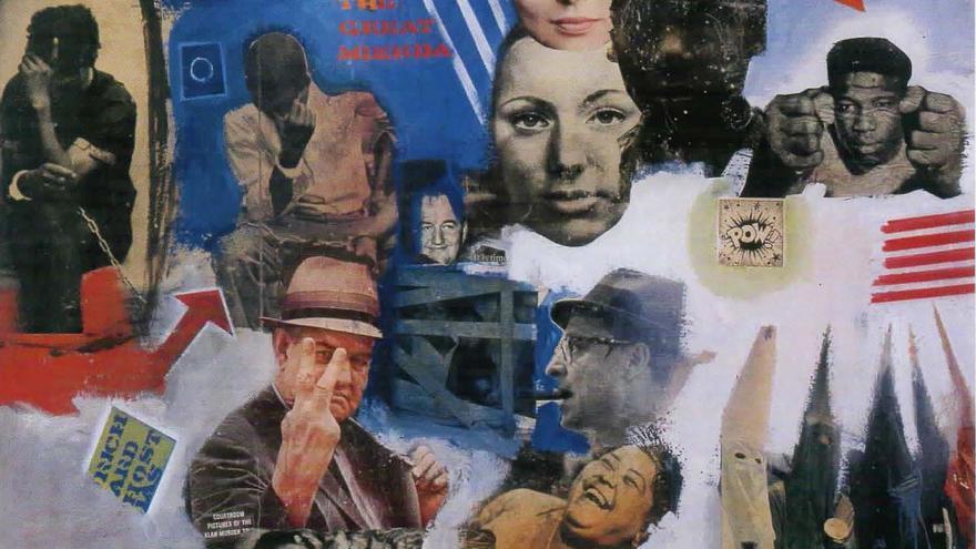 Ricardo Zamorano: The great mierda (col. CGIL).