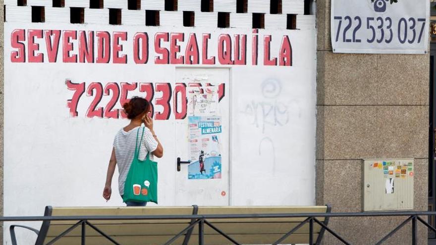 Local en venta o alquiler en Madrid.