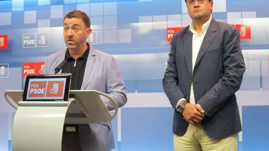 """Oscar López acusa a Rajoy de """"generar más desconfianza"""" sobre España con su manera de """"echar una mano"""" a las CCAA"""
