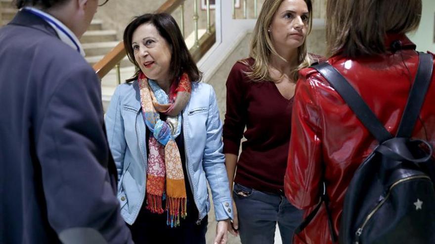 Los díscolos del PSOE, pendientes de ser sancionados la semana que viene