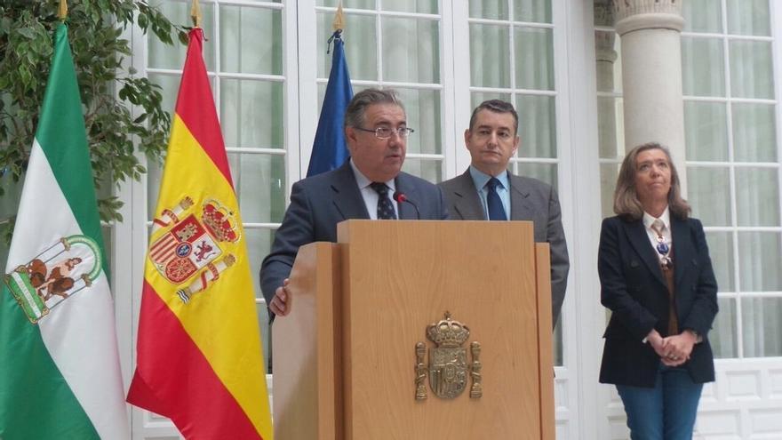 Zoido asegura que los cuatro yihadistas estaban en España desde 2015 y elude concretar si tenían algún objetivo