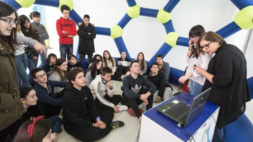 Taller celebrado este viernes en la Casa de la Mujer de Zaragoza.