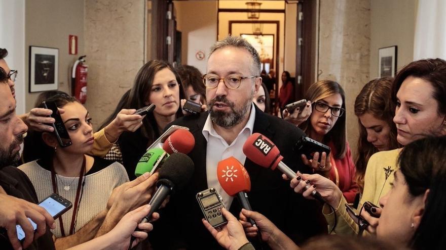 """Girauta relaciona el ascenso de Cs a ser """"clarísimos"""" y no """"haber cedido a vaivenes"""" en Cataluña"""