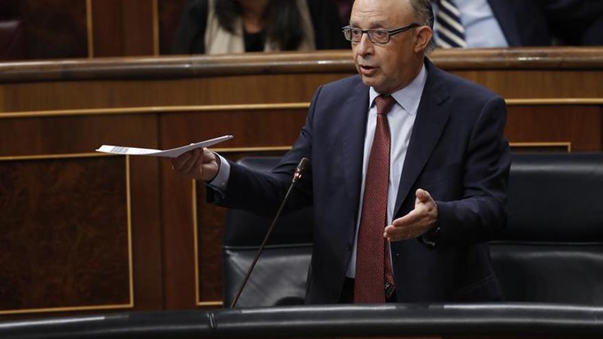 Hacienda no ha recibido petición para pagos a proyectos sociales en Cataluña