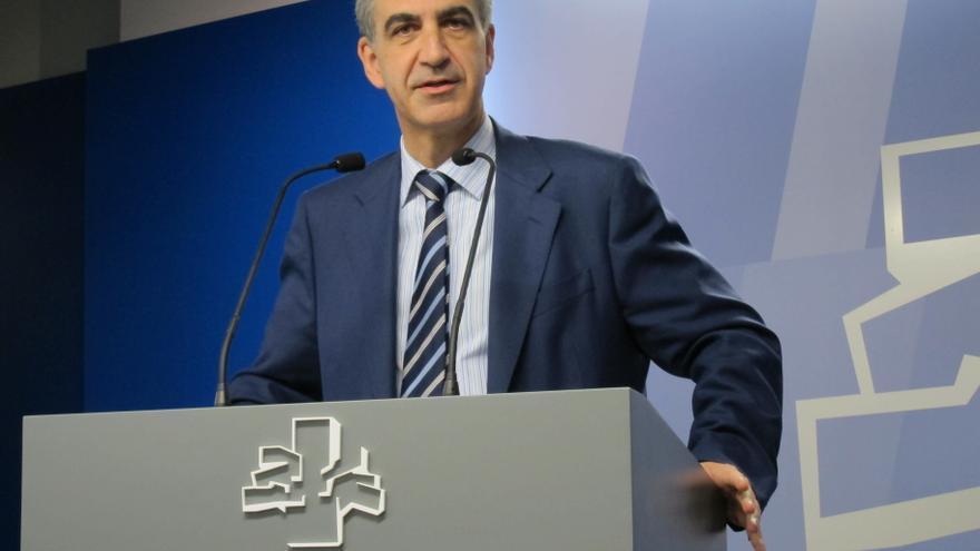 """ETA- Barreda (PP) dice que la decisión del juez es """"coherente"""" con lo que se """"ha hecho en España en los últimos 20 años"""""""