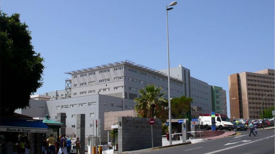 Hospital de La Candelaria.