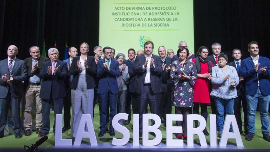 """Protocolo de Adhesión al proyecto """"Siberia, candidata a la Reserva de la Biosfera"""""""