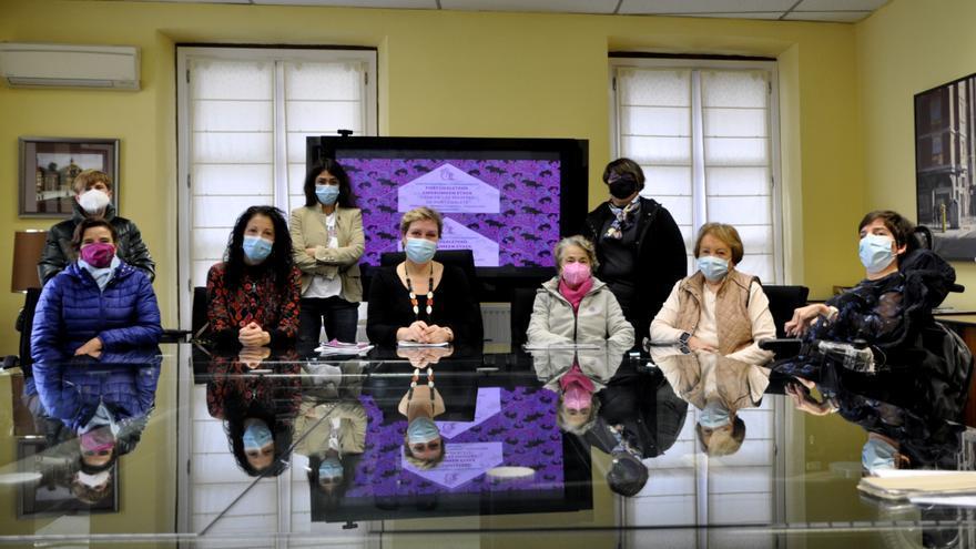 Crean en Portugalete una Casa de las Mujeres de forma telemática en plena pandemia